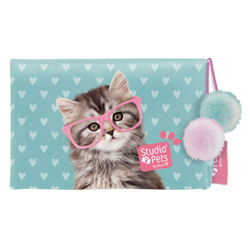 Photo du produit PORTEFEUILLE STUDIO PETS CHAT