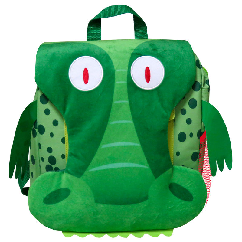 Photo du produit SAC À DOS CROCODILE BAGOOSE 26CM
