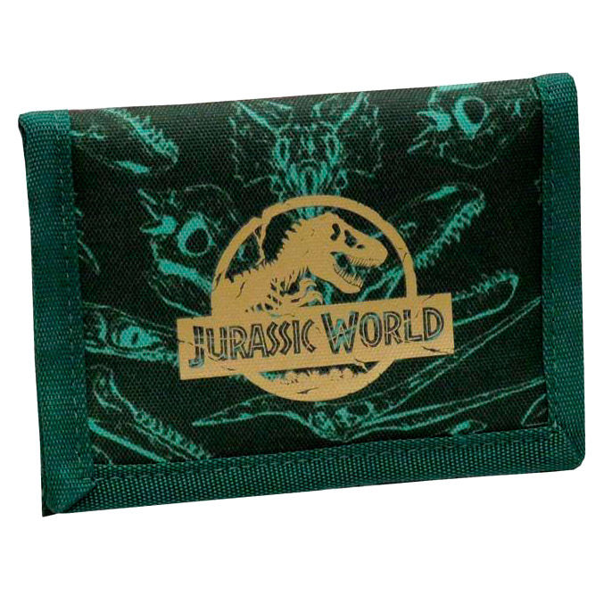 Photo du produit PORTEFEUILLE JURASSIC WORLD