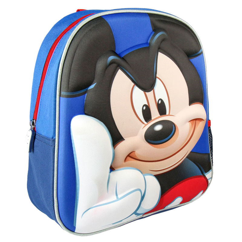 Photo du produit SAC A DOS 3D MICKEY DISNEY 31 CM