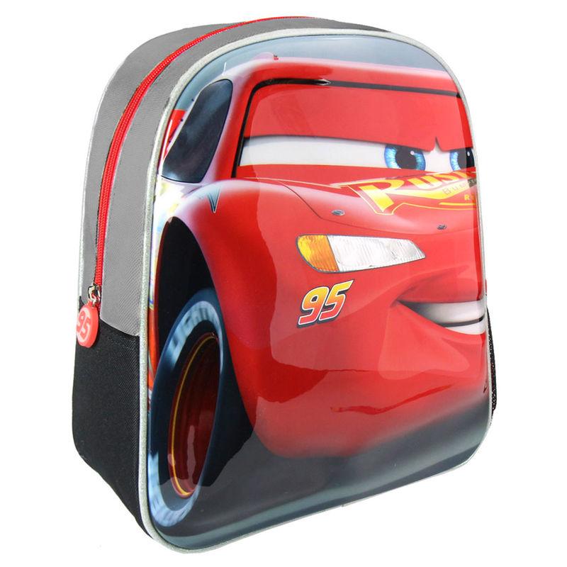 Photo du produit SAC A DOS 3D DISNEY CARS 3 31 CM