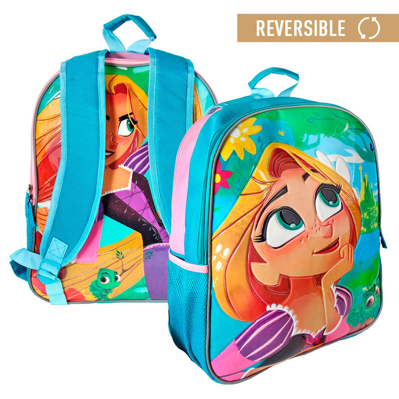Photo du produit SAC A DOS REVERSIBLE DISNEY RAIPONCE 41CM