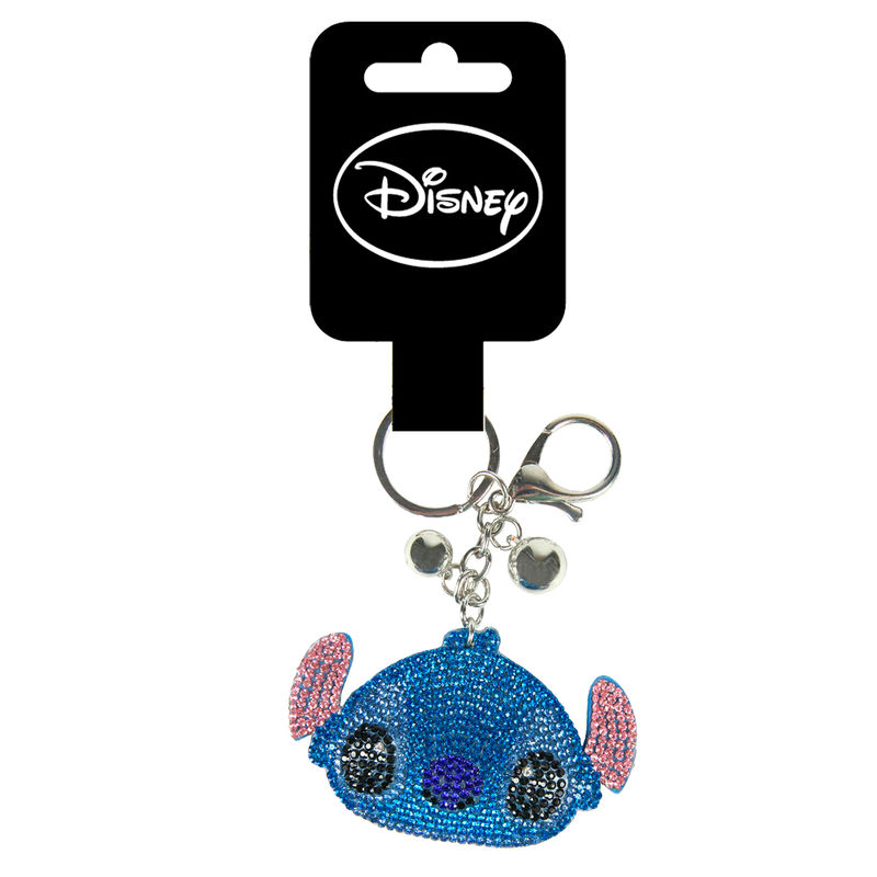 Photo du produit LILO & STITCH PORTE-CLÉS ACRYLIQUE 3D STITCH