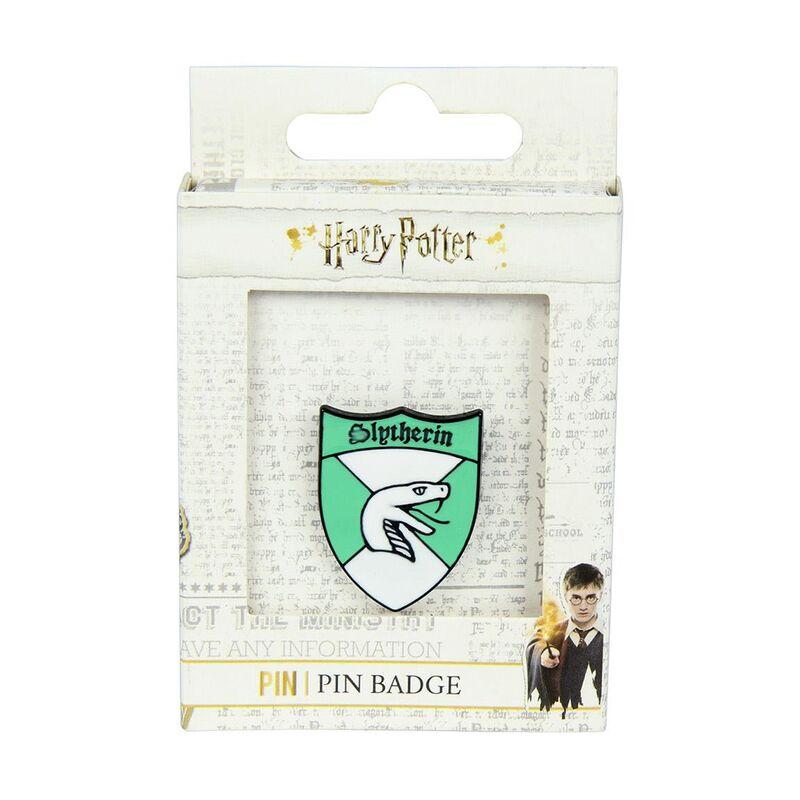 Photo du produit Pin metal Slytherin Harry Potter