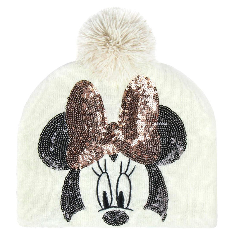 Photo du produit BONNET MINNIE DISNEY QUALITE PREMIUM