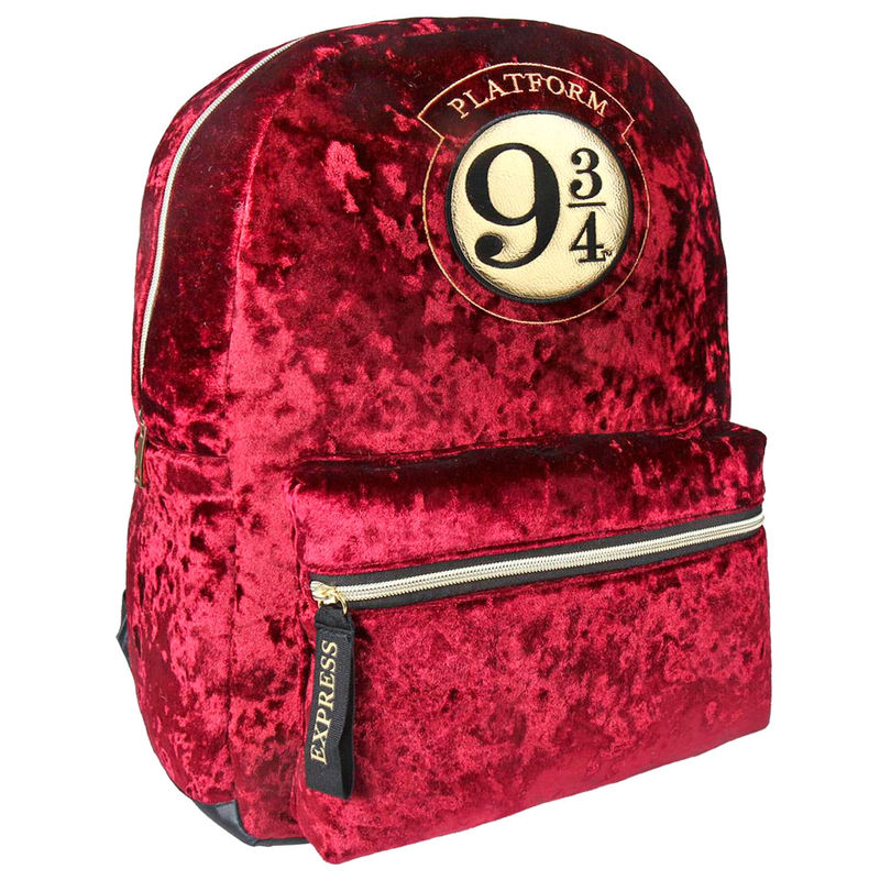 Photo du produit SAC A DOS PLATFORM 9 3/4 HARRY POTTER 40CM