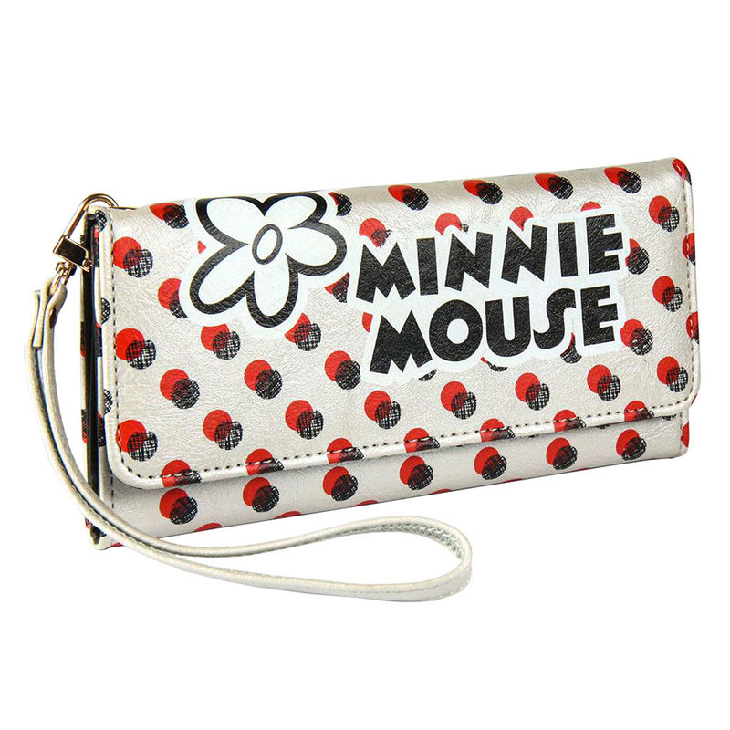 Photo du produit PORTEFEUILLE DISNEY MINNIE