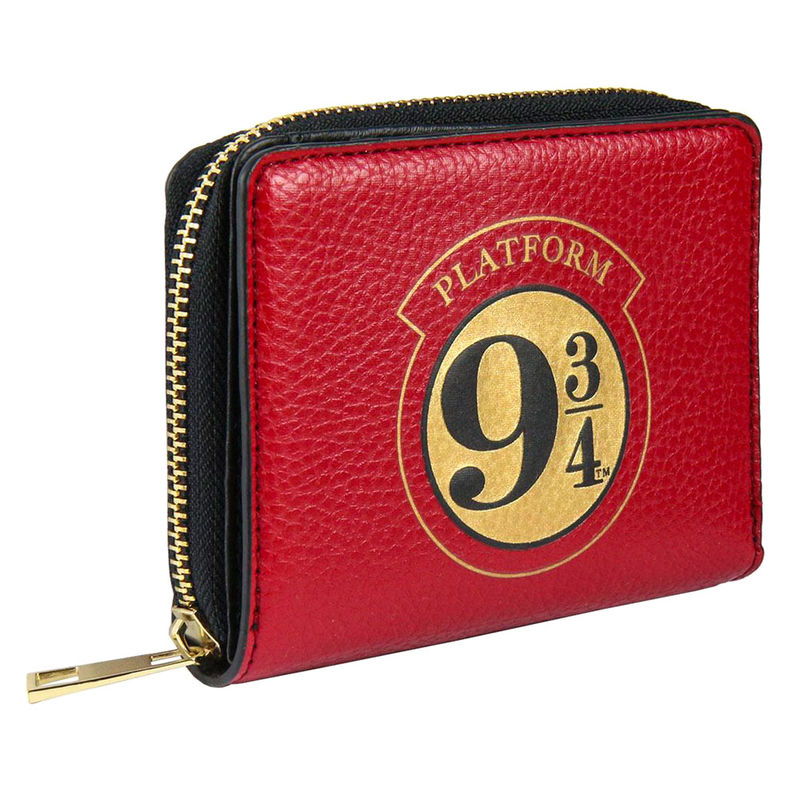 Photo du produit PORTE MONNAIE PLATFORM 9 3/4 HARRY POTTER
