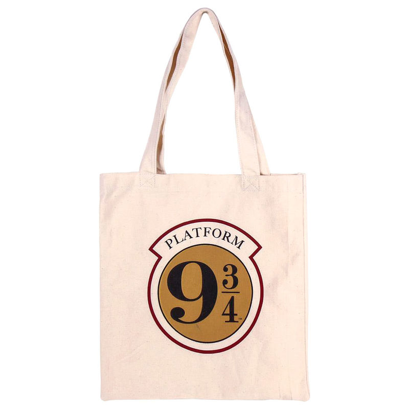 Photo du produit SAC SHOPPING EN TISSU PLATFORM 9 3/4 HARRY POTTER