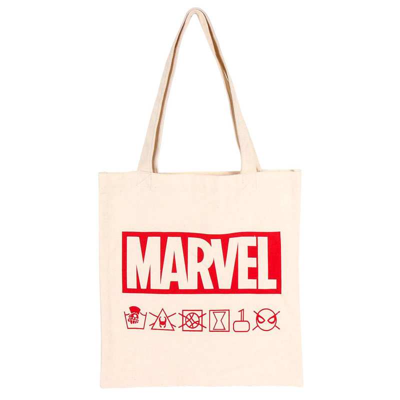 Photo du produit SAC SHOPPING EN TISSU MARVEL