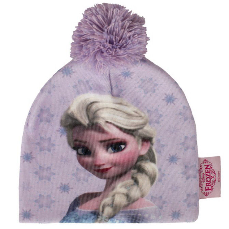 Photo du produit BONNET DISNEY REINE DES NEIGES ELSA PREMIUM