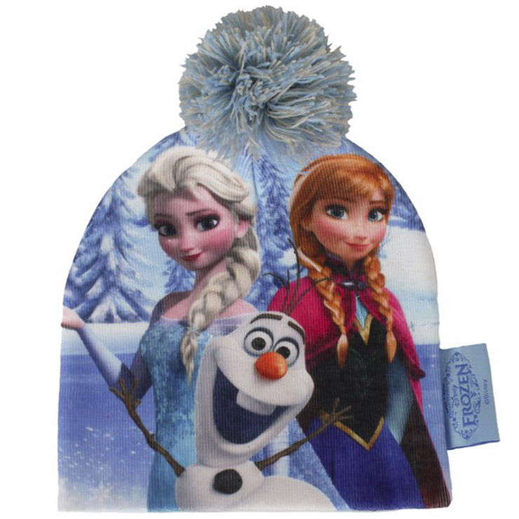 Bonnet disney reine des neiges personnages premium - Personnages reine des neiges ...