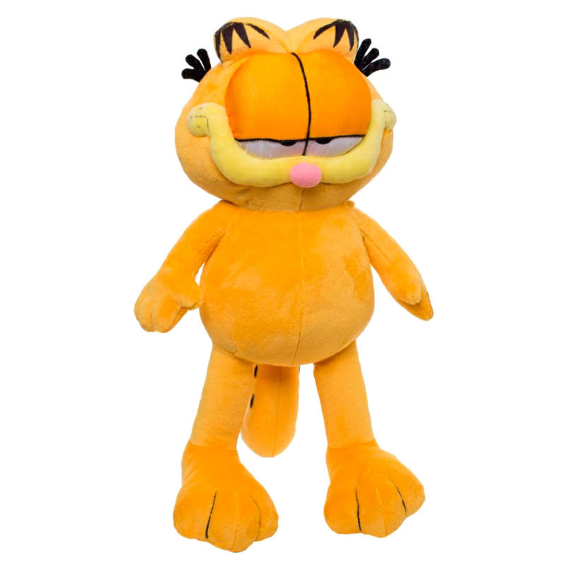Photo du produit PELUCHE GARFIELD DOUCE 20CM