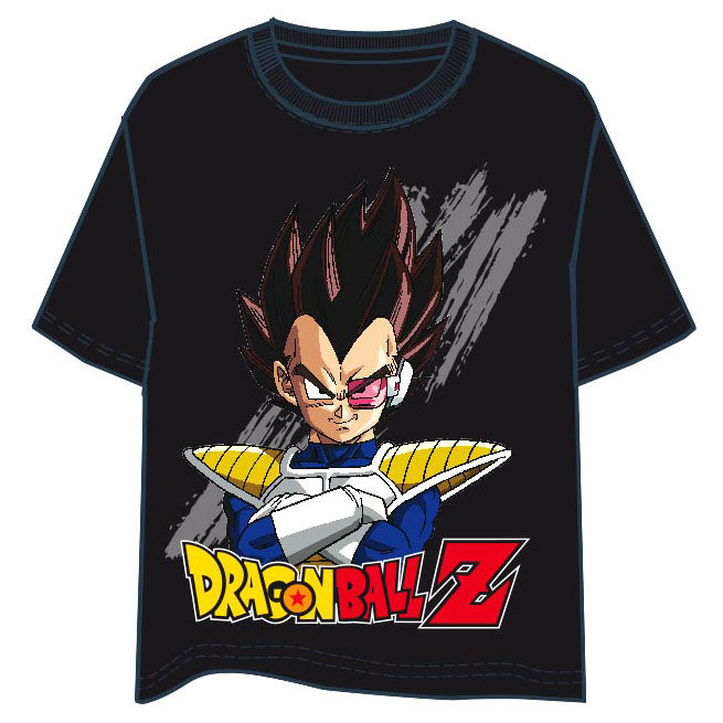 Photo du produit T-SHIRT DRAGON BALL Z VEGETA