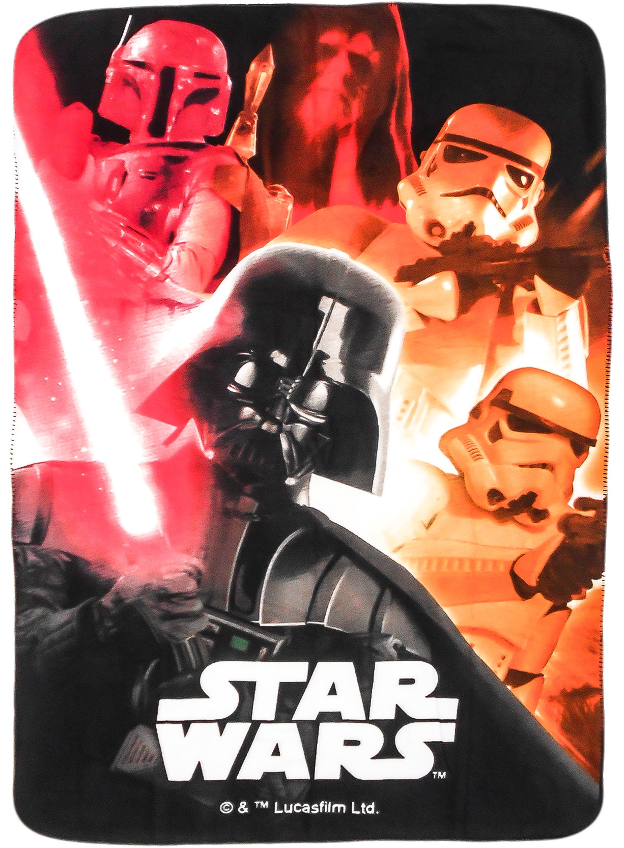 Photo du produit PLAID STAR WARS