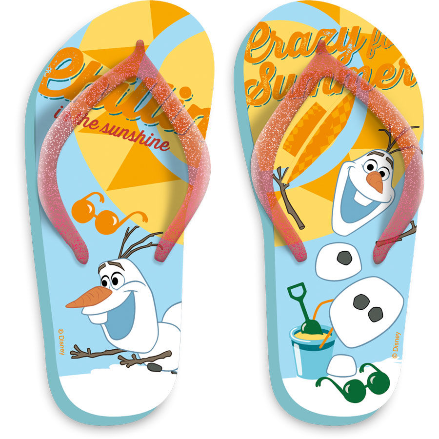 Photo du produit TONGUES DISNEY REINE DES NEIGES OLAF