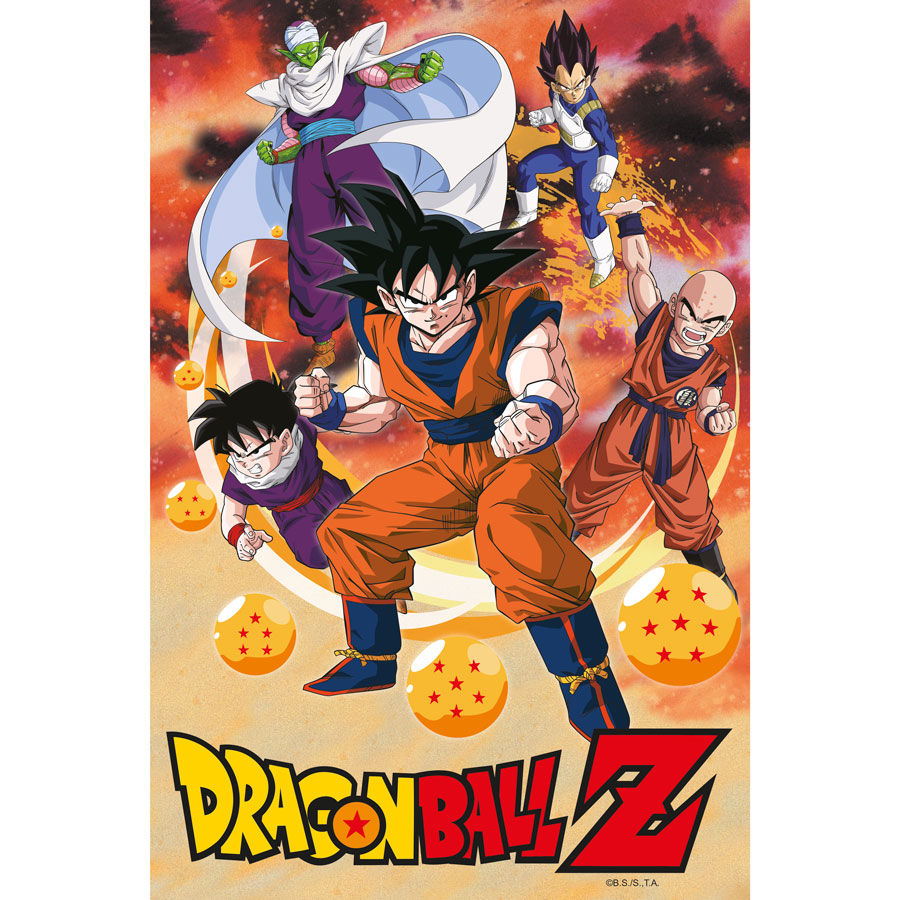 couverture polaire dragon ball z. Black Bedroom Furniture Sets. Home Design Ideas