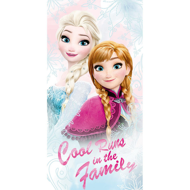 Photo du produit SERVIETTE DE PLAGE FROZEN DISNEY COOL RUNS