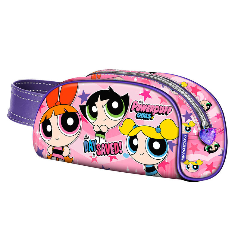 Photo du produit TROUSSE POWERPUFF GIRLS - SUPER NANAS