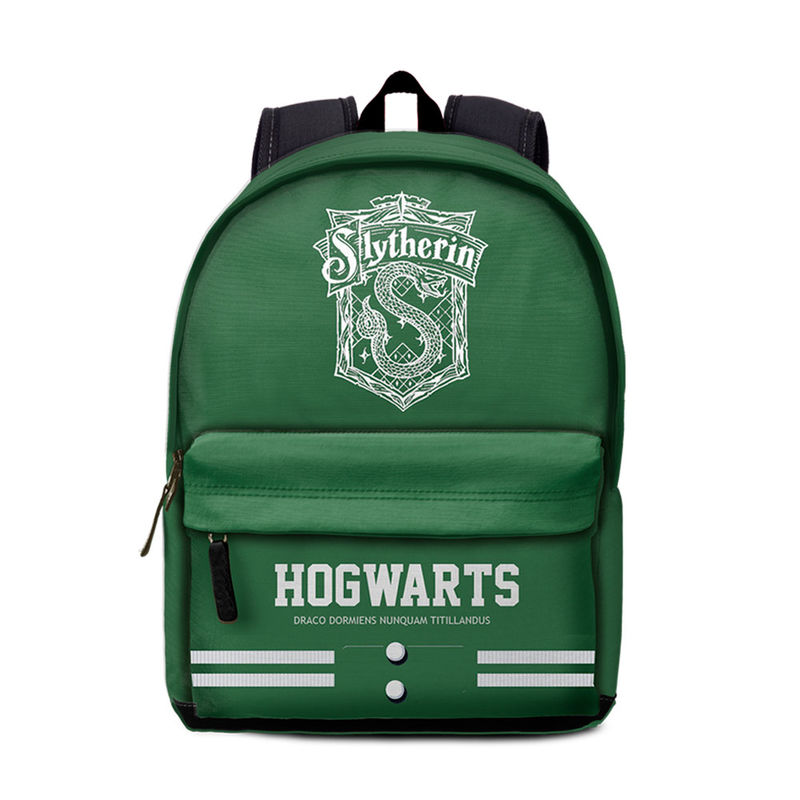 Photo du produit SAC A DOS HARRY POTTER SERPENTARD