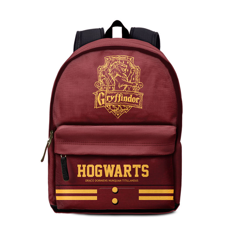 Photo du produit SAC A DOS HARRY POTTER GRIFFONDOR
