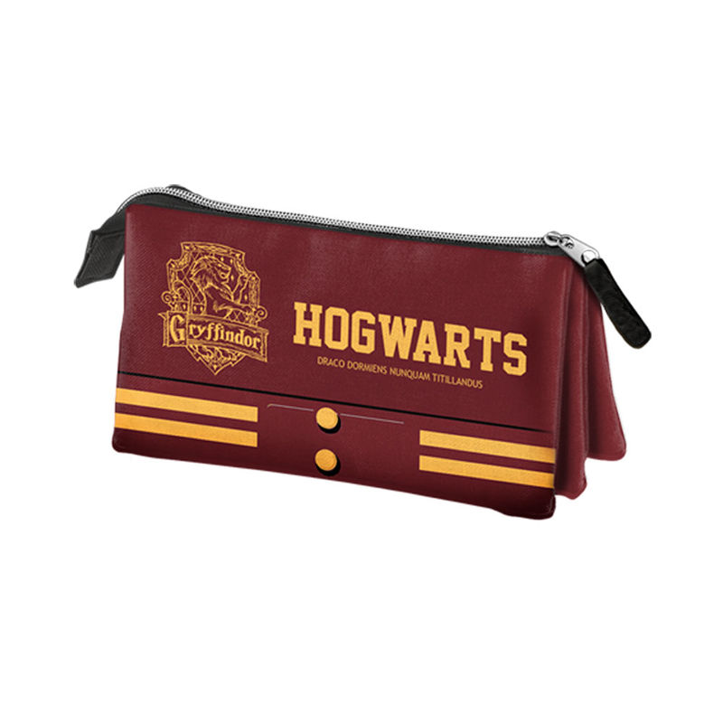 Photo du produit TROUSSE TRIPLE HARRY POTTER GRIFFONDOR