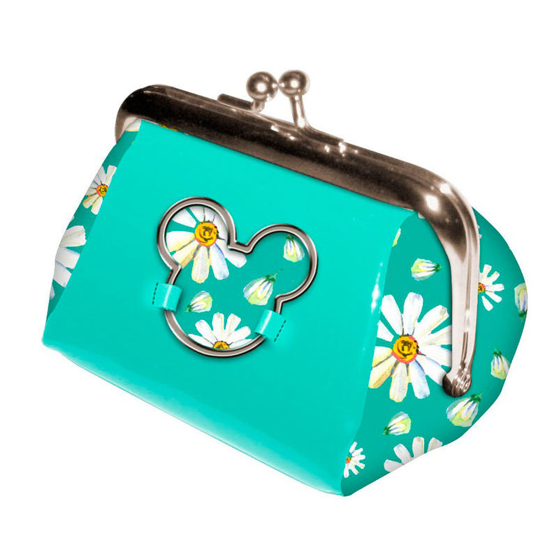 Photo du produit PORTE MONNAIE DISNEY MINNIE AQUA