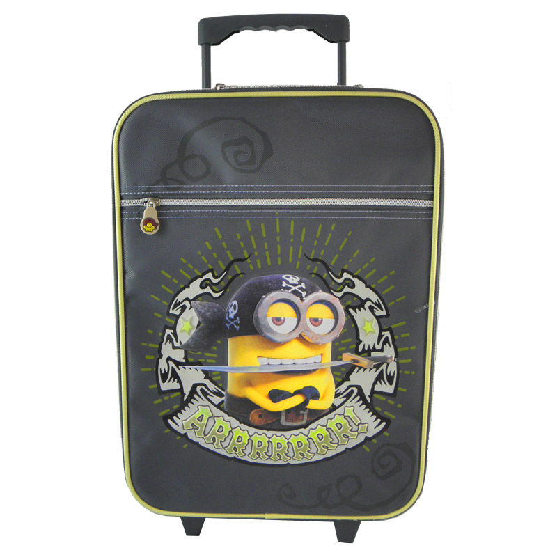 sac de voyage valise minions pirates. Black Bedroom Furniture Sets. Home Design Ideas