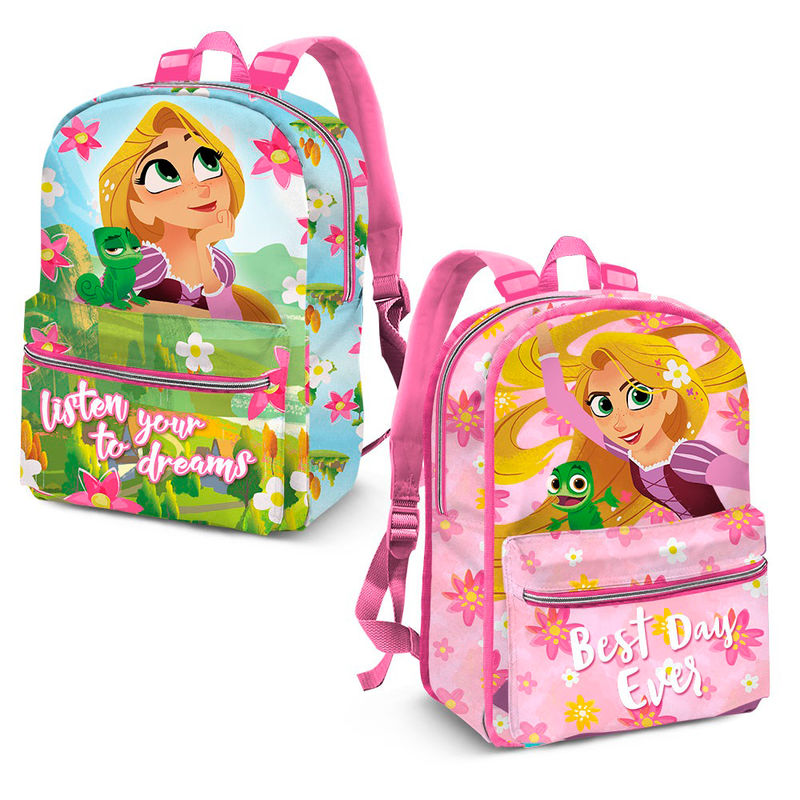 Photo du produit SAC A DOS REVERSIBLE DISNEY RAIPONCE 40 cm