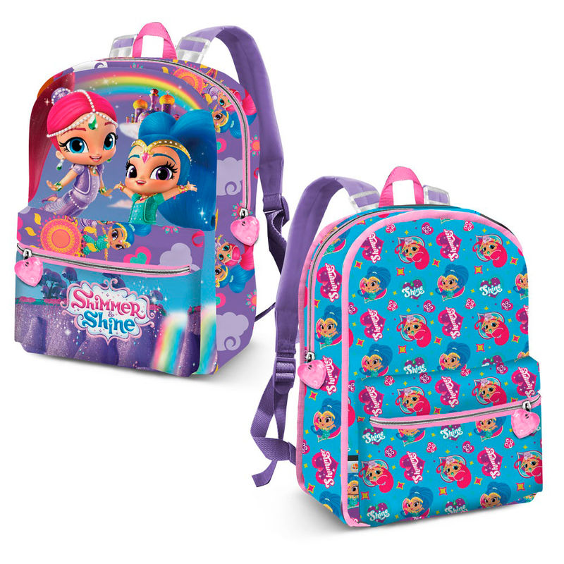 Photo du produit SAC A DOS REVERSIBLE SHIMMER ET SHINE 40 cm