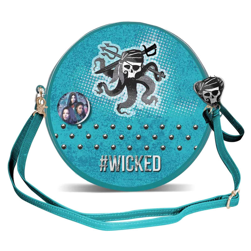 Photo du produit SAC A BANDOULIERE THE DESCENDANTS 3 DISNEY VERT