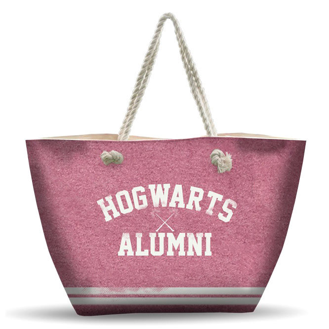 Photo du produit SAC DE PLAGE HARRY POTTER HOGWARTS