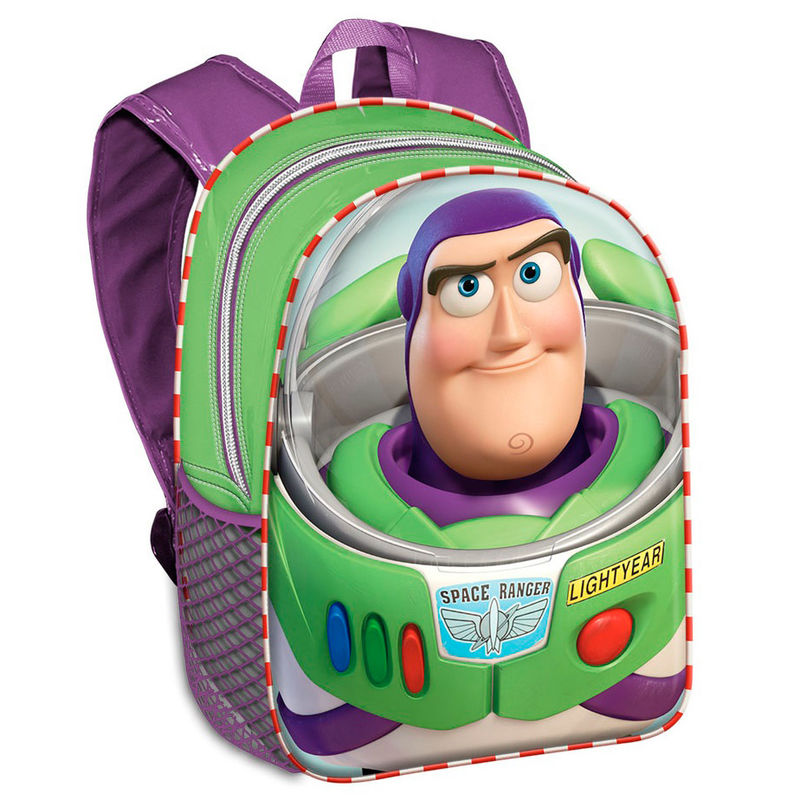 Photo du produit SAC A DOS 3D TOY STORY BUZZ LIGHTYEAR DISNEY PIXAR 31CM