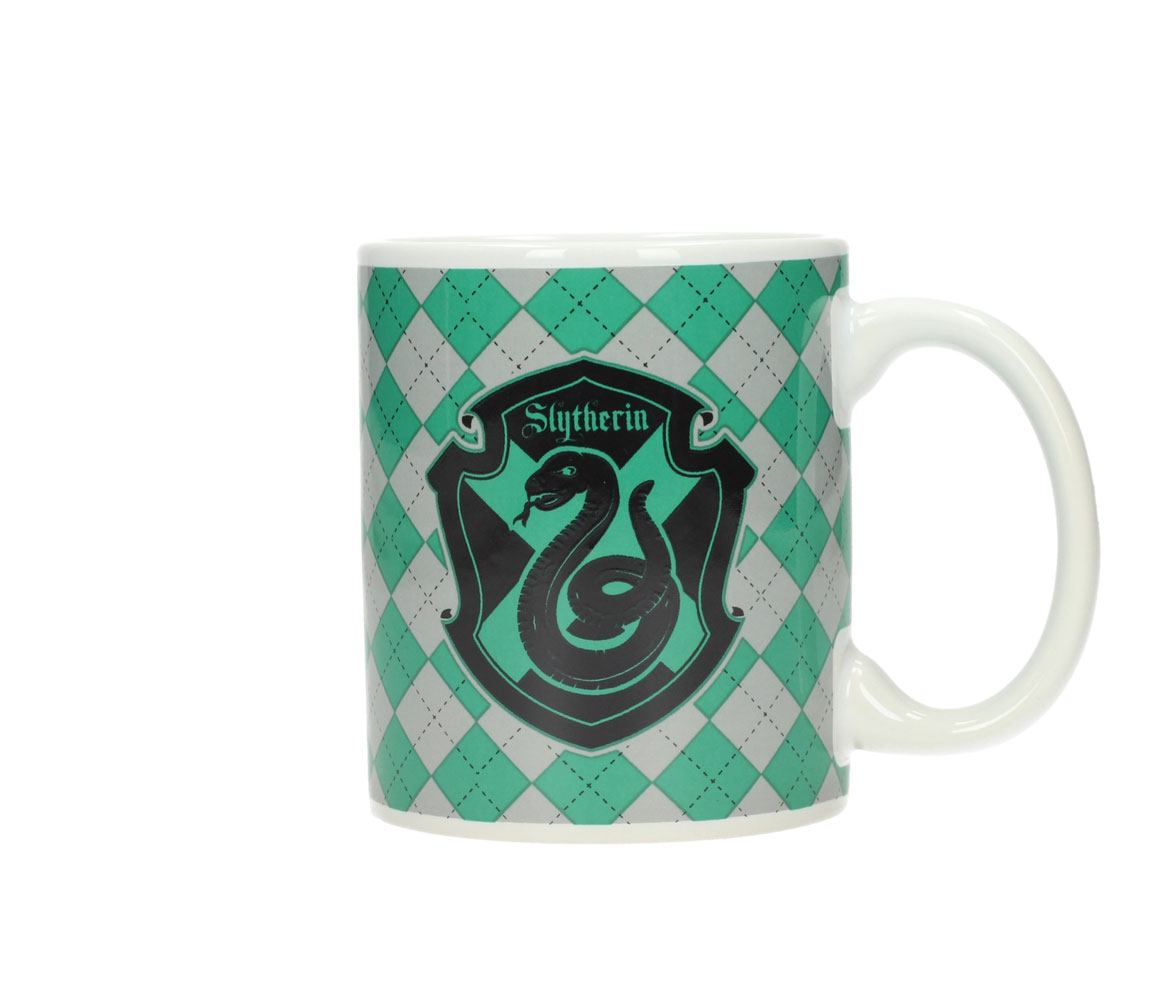 Photo du produit HARRY POTTER MUG SLYTHERIN
