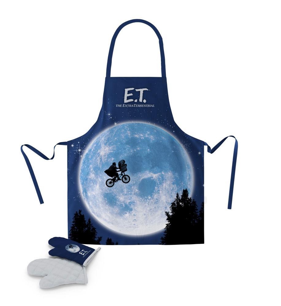 Photo du produit E.T. L´EXTRA-TERRESTRE TABLIER AVEC GANT POSTER