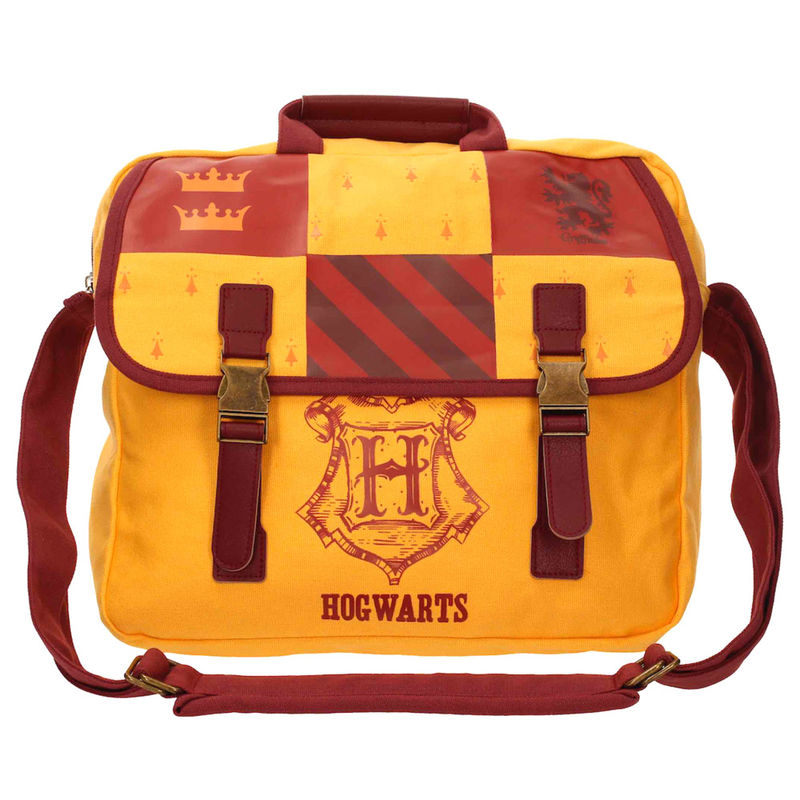 Photo du produit HARRY POTTER SAC À BANDOULIÈRE GRYFFINDOR