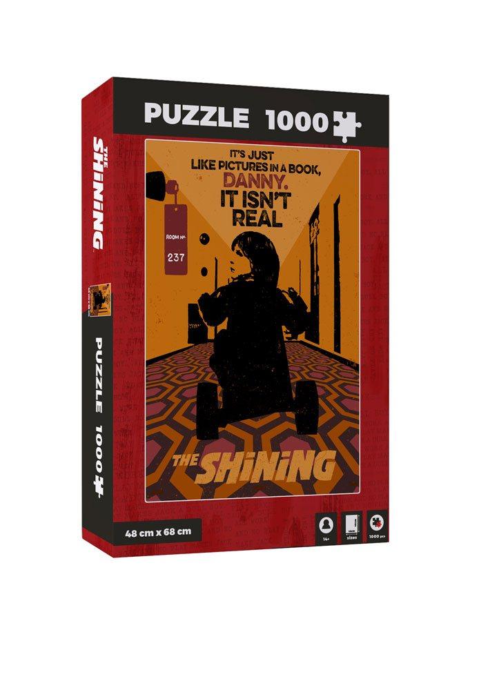 Photo du produit PUZZLE MOVIE IT ISNT REAL THE SHINNING 1000 PIECES