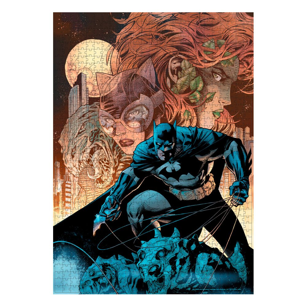 Photo du produit DC COMICS PUZZLE BATMAN CATWOMAN