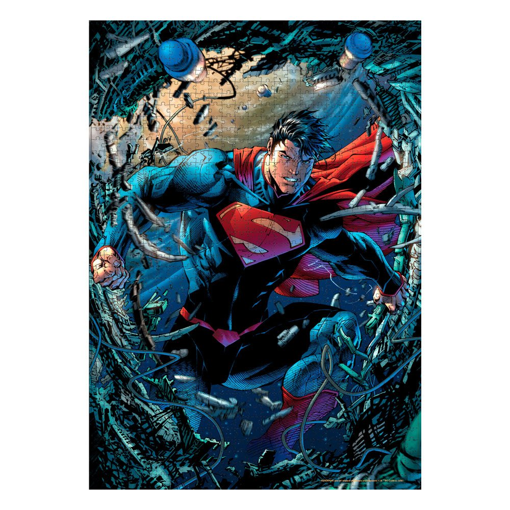 Photo du produit DC COMICS PUZZLE SUPERMAN CHATARRA