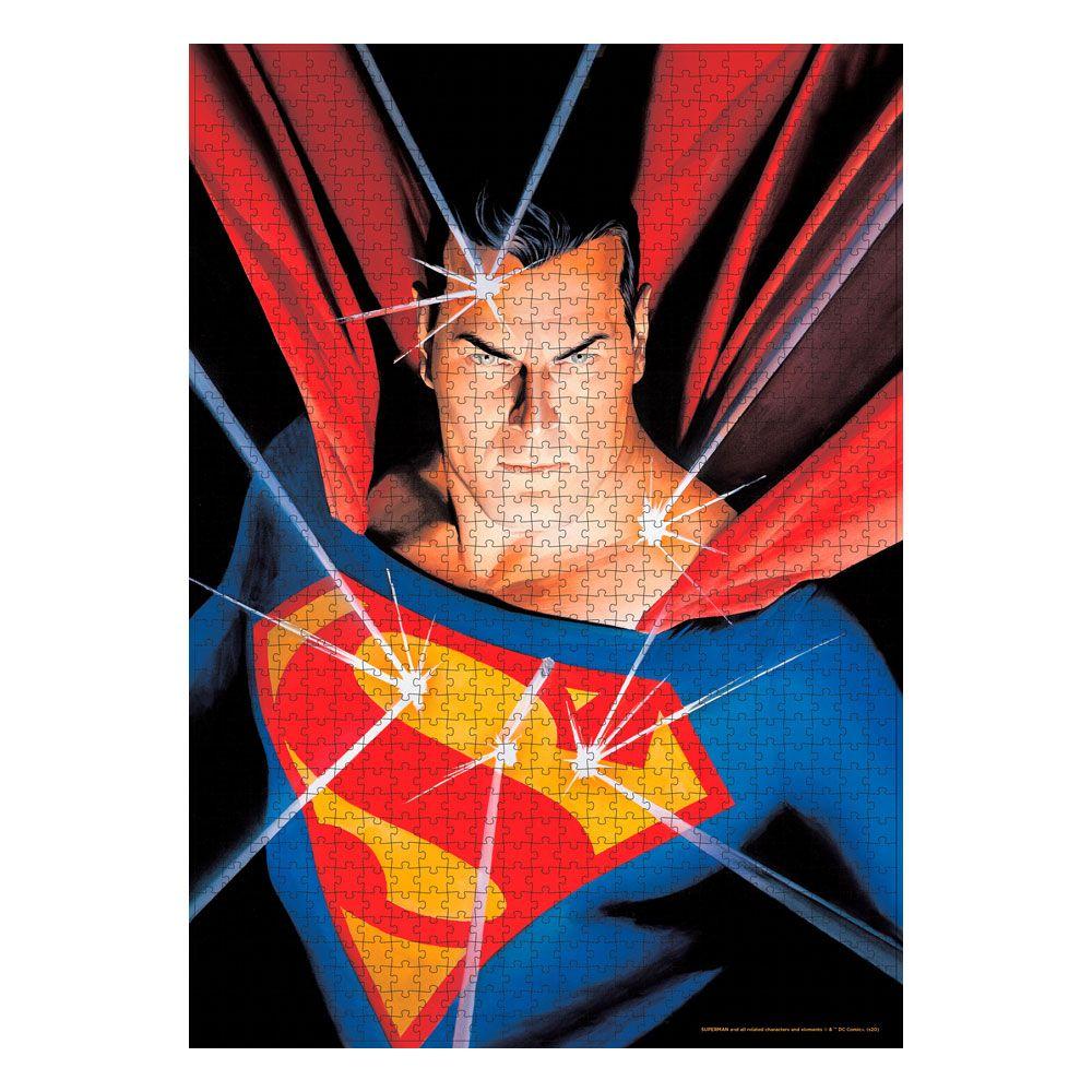 Photo du produit DC COMICS PUZZLE SUPERMAN
