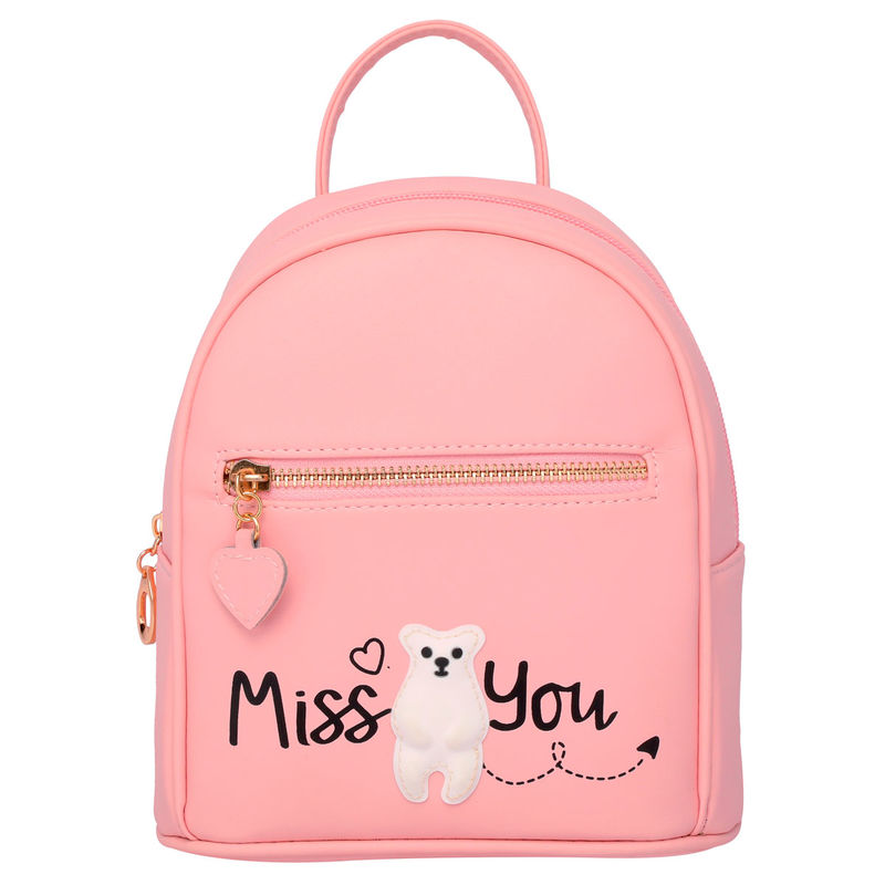 Photo du produit SAC A DOS MISS YOU PINK 22CM