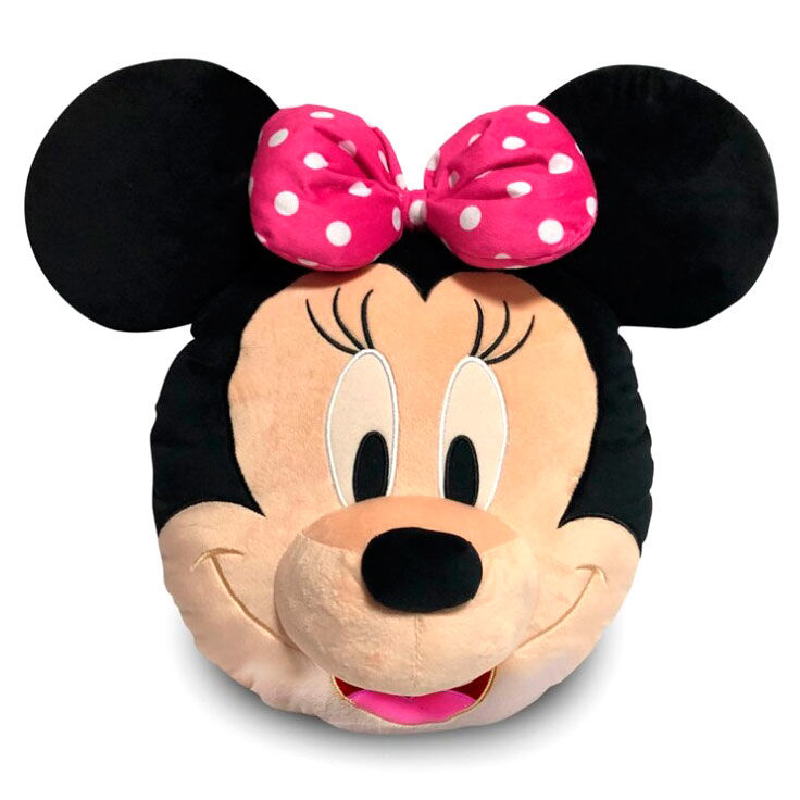 Photo du produit COUSSIN 3D MINNIE DISNEY