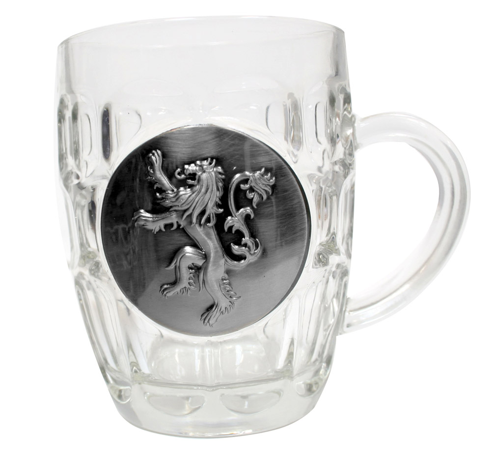 Photo du produit CHOPE GAME OF THRONES LANNISTER METALLIC LOGO
