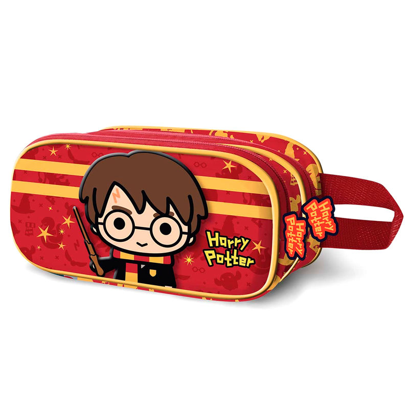 Photo du produit TROUSSE 3D WAND HARRY POTTER DOUBLE