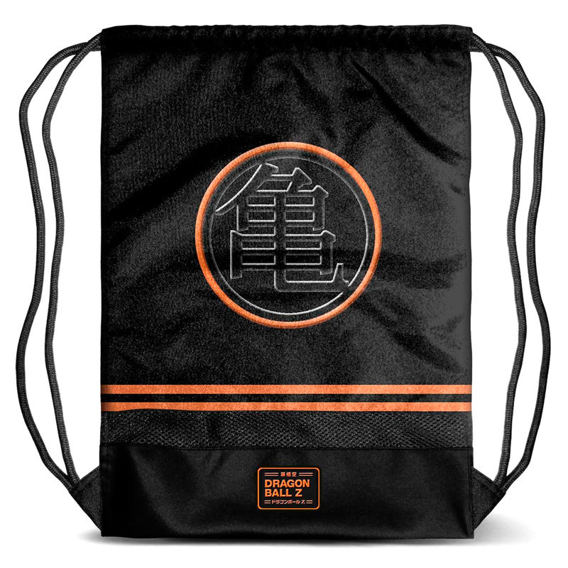 Photo du produit DRAGON BALL KAME GYM BAG 48CM