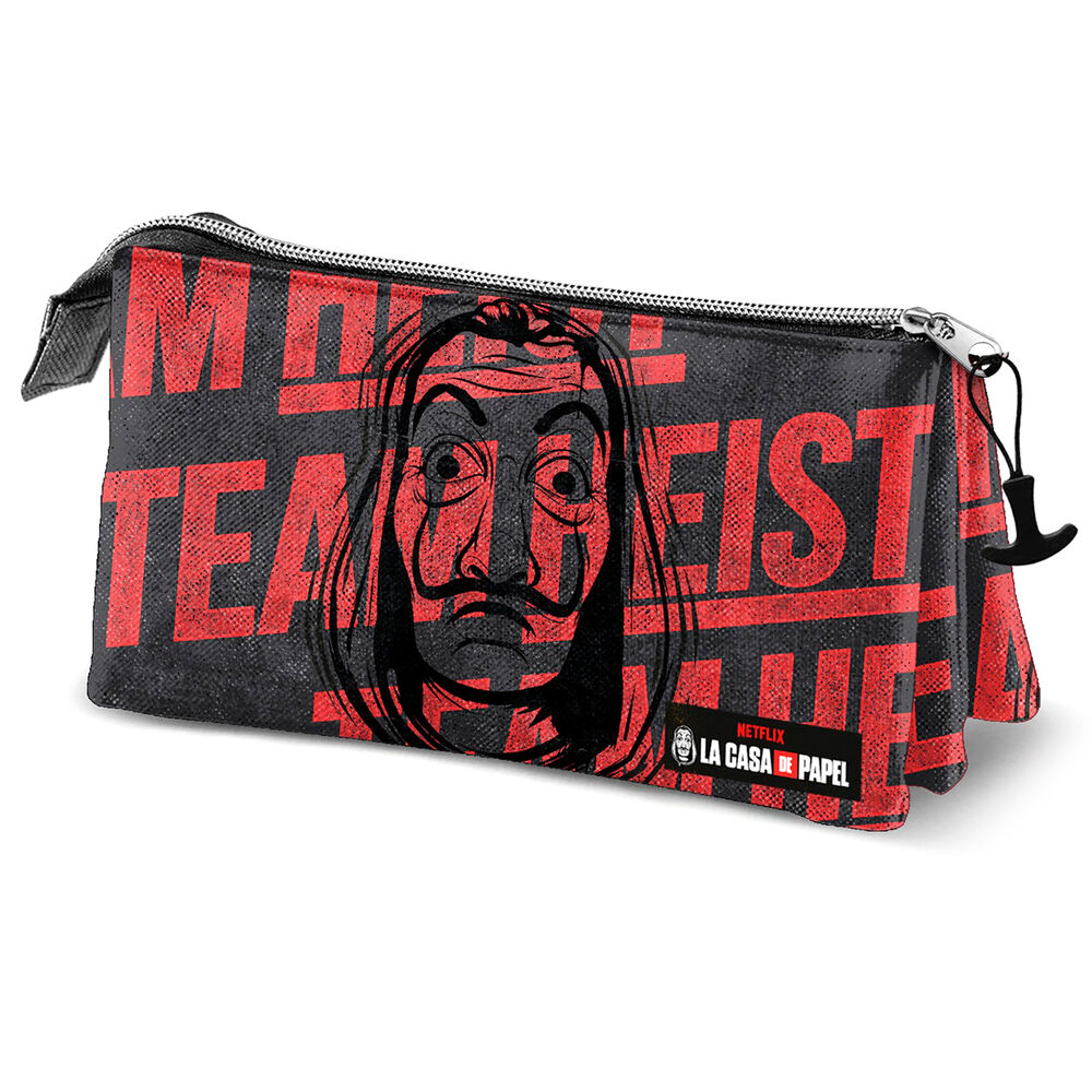 Photo du produit TROUSSE LA CASA DE PAPEL TRIPLE