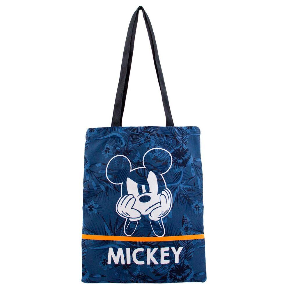 Photo du produit Sac shopping Blue Mickey Disney