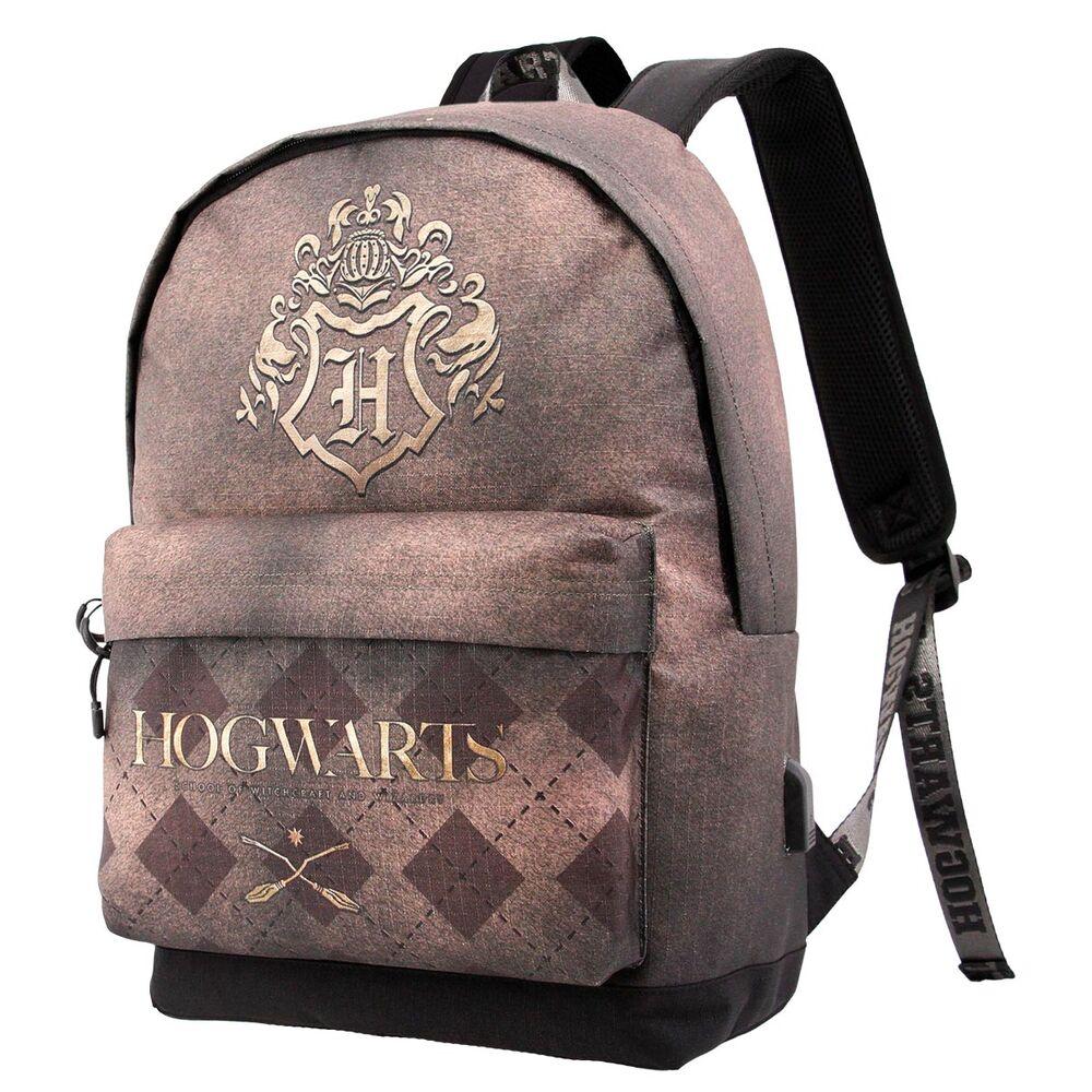Photo du produit Sac à dos Hogwarts Harry Potter adaptable 45cm