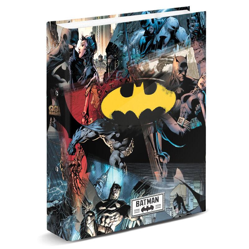 Photo du produit CLASSEUR A4 DARKNESS BATMAN DC COMICS À ANNEAUX