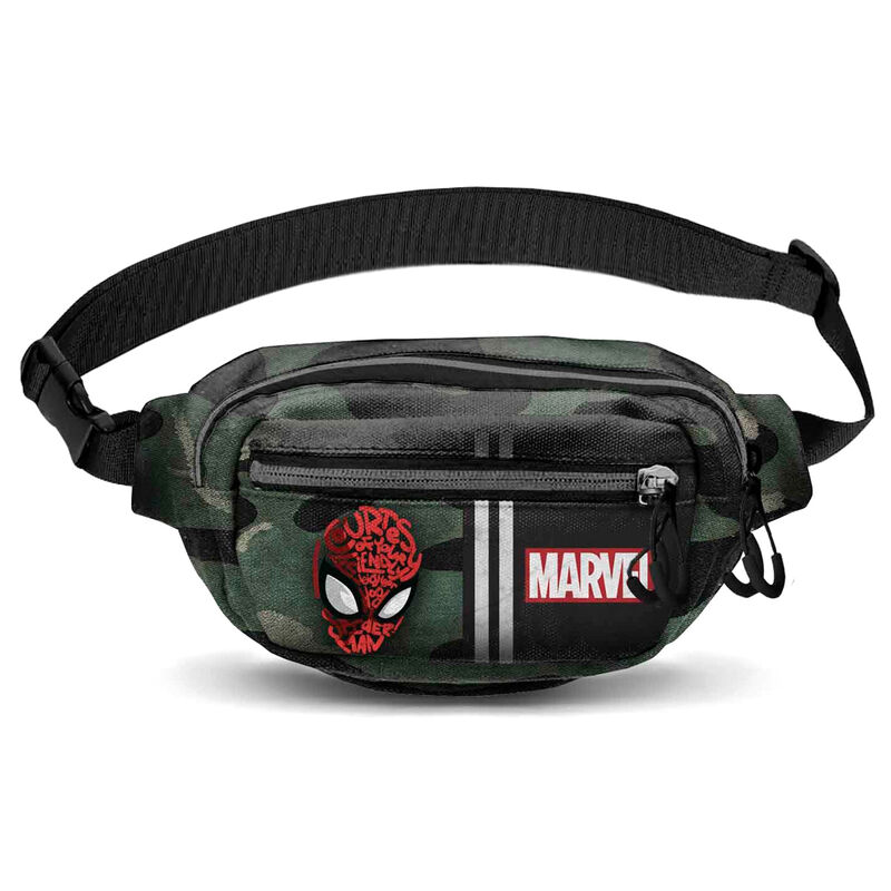 Photo du produit Sac Banane Spidey Spiderman Marvel